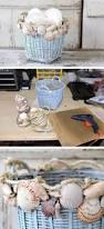 Beach Themed Bathroom Decor Diy by Best 25 Seashell Decorations Ideas On Pinterest Seashell Crafts