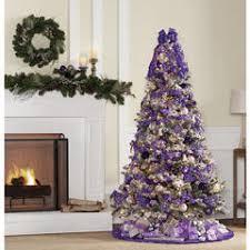 Sears Artificial Christmas Trees Unlit by Trim A Home 6 U0027 Multicolor Boulder Mountain Pine Tree Kmart