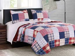 Greenland Home Bedding by Transitional Modern Quilt Sets Bedding Sets Greenland Home Fashions