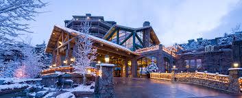 100 Utah Luxury Resorts Westgate Park City Resort Spa Ski