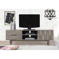 Z Line Claremont Desk by Grey Tessuto 70 Inch Entertainment Center Grey Tessuto 70 Inch