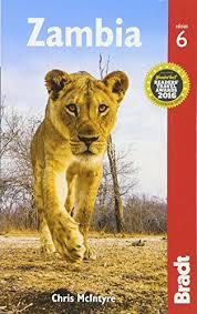 Zambia Bradt Travel Guide