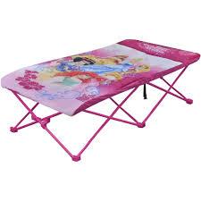 Walmart Rollaway Bed by Disney Princess Portable Travel Bed Walmart Com