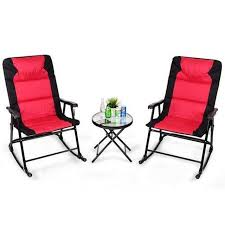 3 Pcs Outdoor Folding Rocking Chair Table Set D681-OP3638 Gci Outdoor Freestyle Rocker Portable Folding Rocking Chair Smooth Glide Lweight Padded For Indoor And Support 300lbs Lacarno Patio Festival Beige Metal Schaffer With Cushion Us 2717 5 Offrocking Recliner For Elderly People Japanese Style Armrest Modern Lounge Chairin Outsunny Table Seating Set Cream White In Stansport Team Realtree 178647 Wooden Gci Ozark Trail Zero Gravity Porch