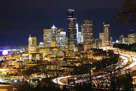 100 Beautiful Seattle Pictures Rizal Park Washington Night In With A