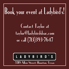 Ladybird's | Houston, Texas Alisa Matthews Uxui Designer Food Trek Ladybirds 62 Photos 49 Reviews Bars 5519 Allen St The Book Reviewthe Ladybird Of The Hangover Youtube Stoops Chef Crew Hosts Thai Popup At My Table Almost Perfect Pear Bread Lady Bird Truck Nine Trucks You Should Chase After This Fall Eater Houston Haute Wheels Festival 2013 Event Culturemap Ladybird Grove And Mess Hall How It Works Baby For Grownups Grown Texas Guide To Of The British Isles Amazoncouk Harry Styles