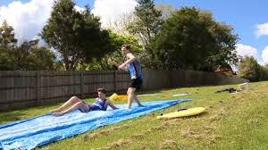 CRAZY BACKYARD SLIP N SLIDE - YouTube More Accurate Names For The Slip N Slide Huffpost N Kicker Ramp Fun Youtube Triyaecom Huge Backyard Various Design Inspiration Shaving Cream And Lehigh Valley Family Just Shy Of A Y Pool Turned Slip Slide Backyard Racing With Giant 2010 Hd Free Images Villa Vacation Amusement Park Swimming 25 Unique Ideas On Pinterest In My Kids Cided To Set Up Rebrncom Crazy Backyard Slip Slide
