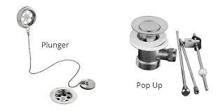 Bathtub Drain Stopper Types by Unclogging Bath Tub Drains