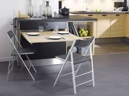 plan de travail escamotable cuisine cuisine 12 astuces gain de place côté maison
