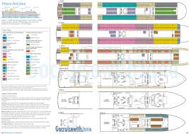 Carnival Fantasy Deck Plan Pdf by Deck Plans Ventura Deck Design And Ideas
