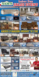 Sams Leather Sofa Recliner by Flexsteel Sam U0027s Furniture