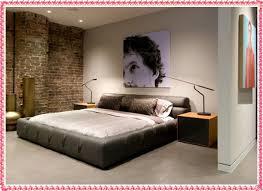 brick wall tiles 2016 industrial bedroom design
