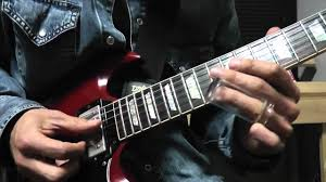 Derek Trucks Signature Slide Lick - YouTube