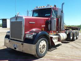 100 Kenworth Semi Trucks 1992 W90 Semi Truck Item K7217 SOLD May 26 Con