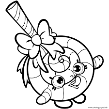 Lolli Poppins Coloring Pages Print Download 431 Prints
