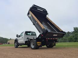 100 5 Yard Dump Truck 34 Box Ledwell Custom Bodies Trailers And Parts