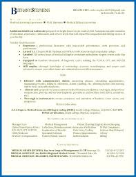 Objective For Resume Examples Medical Field Billing And Coding Sample Insurance Conversion Thumbnail 4
