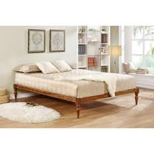 Wood Bed Frames You ll Love