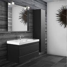 dansani exklusiv badmöbel zaro mit spiegel waschtisch hochschrank zrmen101s