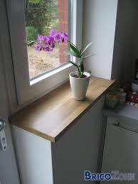 tablette de fenetre interieure en bois de conception de