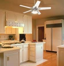 kitchen ceiling fan without light collection in ceiling fan for