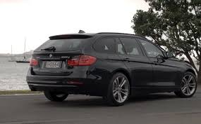 BMW 320d Touring xDrive 2013 new car review