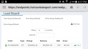 Horizon Transport Mobile - Android Apps On Google Play Best Load Boards The Ultimate Guide For Truck Drivers Hot Shot Trucking Boards Archives Truckers Logic How To Find Freight Truck Loads On Owner Operator New Board App Dat Uber Freight Live Load Board Youtube Latest Uber Brokerage Launches App Ordrive Driver Detention Pay Use A Trucking 4 Steps With Pictures Get More Loads Internet Truckstop Factoring Factor Companies Bid On