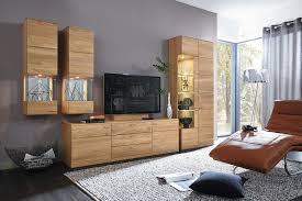 contemporary tv wall unit kanto musterring oak beech