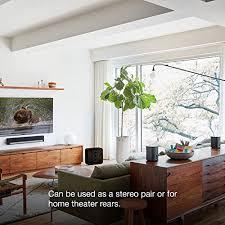 Sonos Ceiling Speakers Amazon by The Amazon Echo Vs Sonos Smart Home Audio System All Home Robotics