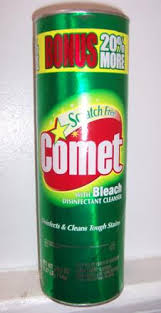 comet cleanser wikipedia
