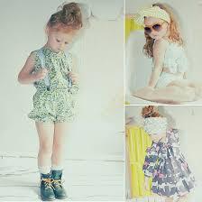 Line We Love Fleur Dots Vintage Inspired Kidswear