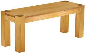 bänke im landhaus stil aus kiefer fürs esszimmer günstig