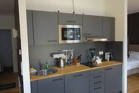 miniküche picture of felix suiten im lebendigen haus am