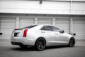 Customized Cadillac ATS Exclusive Motoring Miami FL
