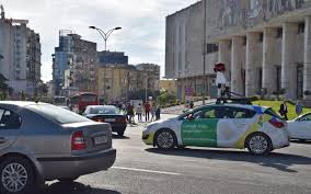 100 Google Maps Truck Police Get Busted Disguising Spy Truck As Car