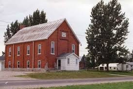 Mennonite Sheds Aylmer Ontario by The Old Colony Mennonite System In Ontario In Search Of