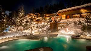 100 Whistler Tree House Contact Us Reservations Scandinave Spa