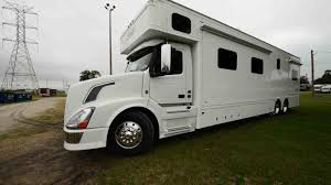 Class C Rv With Garage All Types Of Mum Mobile Ar Wash U Detail