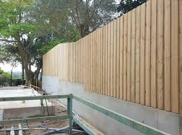 100 Building A Paling Fence Treated Pine Lapped Better Quality Fencing