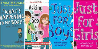 7 Must Have Sex Education Books For Children
