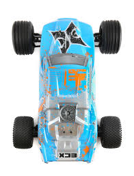 ECX Circuit Stadium Truck 1/10 2WD RTR Orange/Bleu - ECX03130IT2 ...