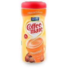 Nestle Coffee Mate Powdered Creamer Hazelnut 15 Oz