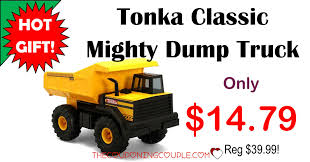 HOT BUY! Tonka Classic Mighty Dump Truck - ONLY $14.79 Tonka Steel Classics Mighty Dump Truck 1874196098 Used Commercial Dump Trucks For Sale Or Small In Nc As Well Truck Buy Steel Classic Toughest Amazon Vehicle Only 20 Turbo Diesel 3901 93918 Christmas Gift Ideas 1 Listing Upc 021664939185 Model Tonka Dump Truck 354 Huge 57177742 Front Loader And Classic Mighty In Ffp