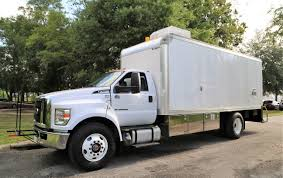 100 20 Foot Box Truck TVCutterGrout Inspection S CUES Inc Go The Distance