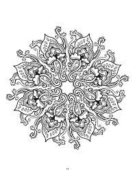 Homely Ideas Mandalas Coloring Book Books