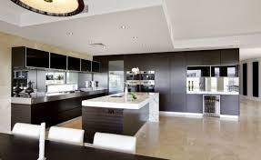 Backsplash For Dark Cabinets Inspirational Light Custom Contemporary Kitchen