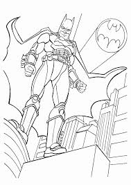 Batman Coloring Pages Page For Kids
