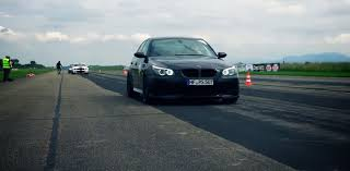 Video Dinan Stroked BMW E60 M5 Sounds Brutal