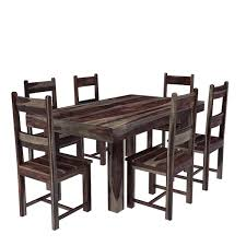 Frisco Modern Solid Wood Casual Rustic Dining Room Table And Chair Set Sets Decor Fo Height Centerpieces Bath Farmhouse Set Lots 26 Ding Room Big And Small With Bench Seating 20 Dorel Living 5 Piece Rustic Wood Kitchen Interior Table For Sale 4 Pueblo Six Chair By Intertional Fniture Direct At Miskelly Dporticus 5piece Industrial Style Wooden Chairs Rubber Brown Checkout The Ding Tables On Efniturehouse Cluding With Leather Thompson Scott In 2019 And Chair Extraordinary Outside