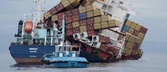 When Cargo Ships Fail